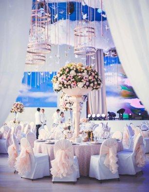 Свадебный декор москва