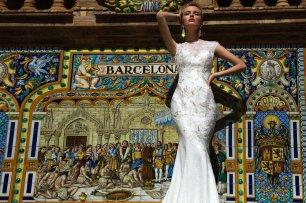 Оксаны мухи свадебные платья