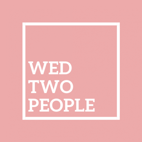 Two People Wedding